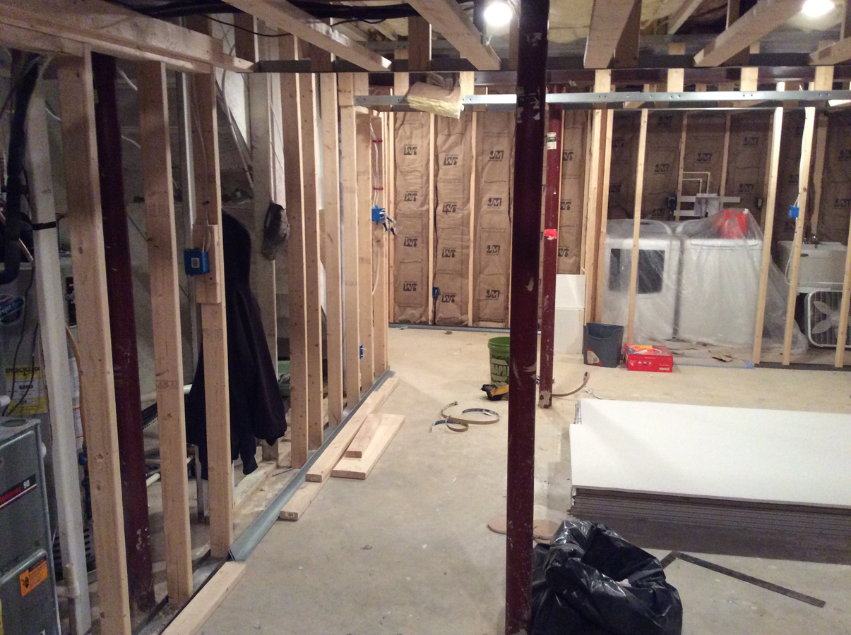 basement home remodeling Cecil County