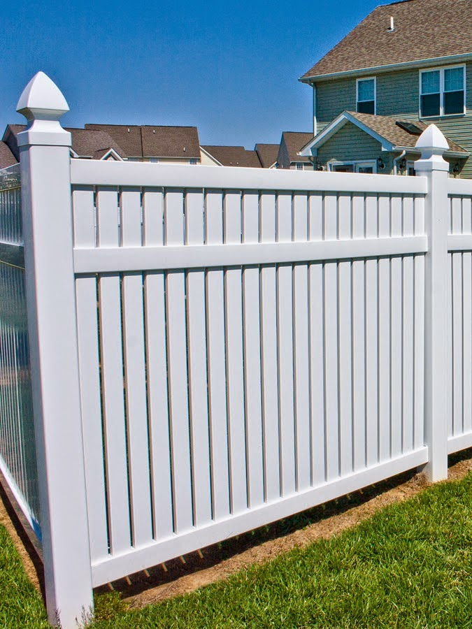 Decks in maryland - Pvc fencing solutions ...