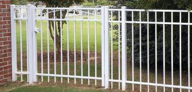 Aluminum Fencing contractor in Harford County, MD
