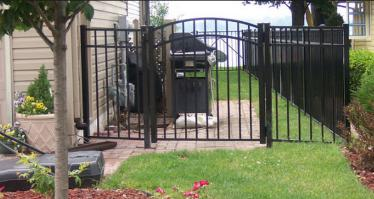 Aluminum Fencing contractor in Anne Arundel County