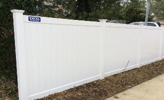 Vinyl Fence Service Company Baltimore