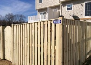 Baltimore Wood Fence Builder