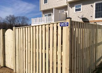 Wood Fence company in Baltimore