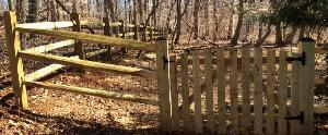 Wood Fence Contractor in Baltimore