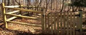 Wood Fence Builder Baltimore