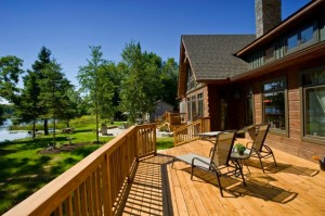 Wood Deck Contractor in Baltimore